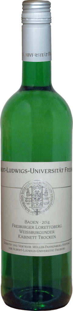 Freiburger Lorettoberg Weißburgunder Kabinett trocken 2019