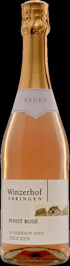 Pinot Rosé Sekt trocken 2018