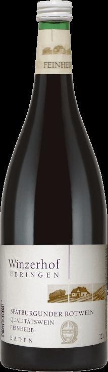 Spätburgunder Rotwein 1,0l feinherb 2017