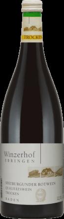 Spätburgunder Rotwein trocken 2016