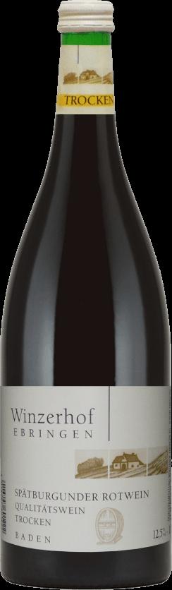 Spätburgunder Rotwein 1,0l trocken 2017