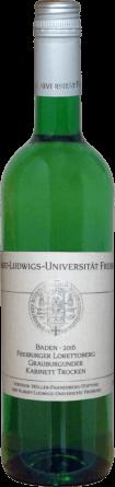 Freiburger Lorettoberg Grauburgunder Kabinett trocken 2019