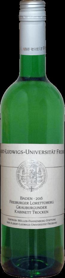 Freiburger Lorettoberg Grauburgunder 2017