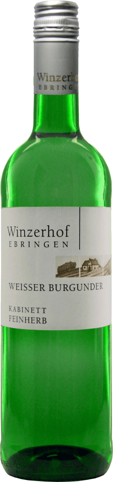 Weißer Burgunder Kabinett feinherb 2019
