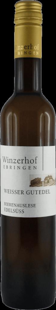Weißer Gutedel Beerenauslese 2015