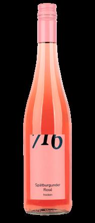 716 – SPÄTBURGUNDER ROSÉ