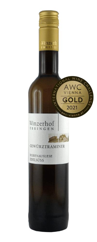 Gewürztraminer Beerenauslese 2015