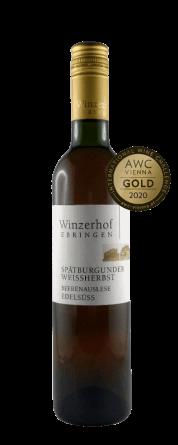 Spätburgunder Weißherbst Beerenauslese 2018